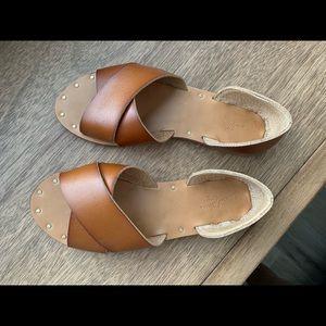 Target brand, universal thread sandals